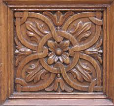 panelswooden0004 free background texture ornament wood flower