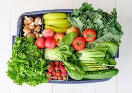 fruit and vegetable baskets fruit veg baskets shop earth organics fruit and veggie basket