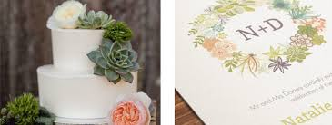 succulent wedding invitations diy succulent wedding ideas