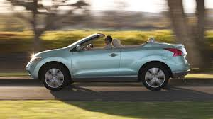 nissan murano won t start nissan axing murano crosscabriolet and cube autoweek