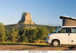 Wyoming travel vans images Camper trucks stock photos camper trucks stock images alamy jpg