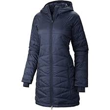 columbia morning light jacket amazon com columbia women s morning light omni heat long jacket