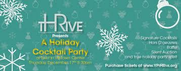 dec 17 thrive u0027s holiday cocktail party in virginia beach town