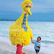 carnival costumes for sale hola big bird mascot costumes carnival costumes for sale yellow
