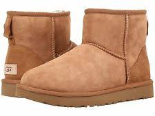 ugg boots on sale size 5 ugg australia mini ii 1016222 ankle boot s chestnut