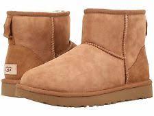 s ugg mini boots ugg australia mini ii 1016222 ankle boot s chestnut