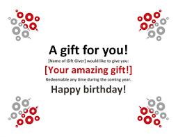 gift certificate template powerpoint custom gift certificate