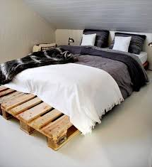 Bed Frame Made From Pallets Diy 20 Pallet Bed Frame Ideas Pallet Bed Frames Wooden Pallet