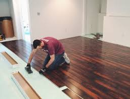 What To Put On Basement Floor by Laying Laminate Flooring In The Basement U2014 Snappy Casual