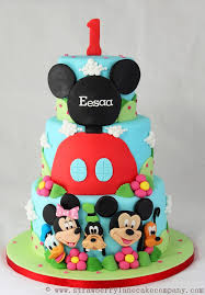mickey mouse 1st birthday boy mickey mouse club house 1st birthday cake disney every day