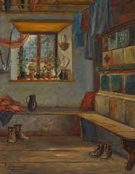 afghan hound art emporium bofransson alfred wolmark 1877 1961 seated woman in the studio