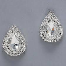 teardrop diamond earrings teardrop stud earrings zeige earrings