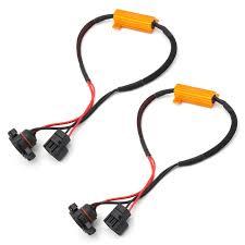 load resistors for led lights 2pc led load resistors fix led bulb fast hyper flash for led turn