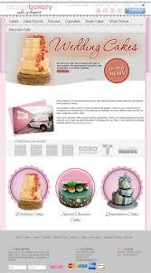 Cake Order 100 Bakery Websites For Web Design Inspiration