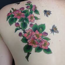 best 25 apple blossom tattoos ideas on pinterest watercolor