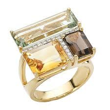 colored gemstone rings images Gemstone jewelry rings earrings pendants by jewelryimpressions jpg