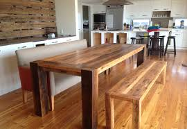 rustic benches for dining table farm bench dining table wooden