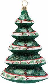 european glass ornaments trees bumblegums