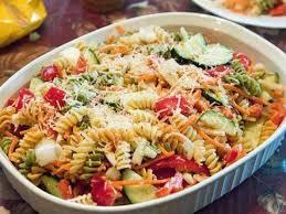 perfecting the healthy pasta salad food network healthy eats