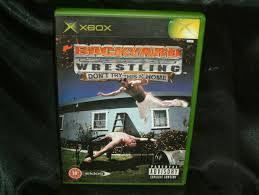 backyard wrestling don u0027t try this at home xbox game trusted