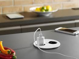 prise pour ilot central cuisine charmant ilot central cuisine design 8 prise 233lectrique de plan