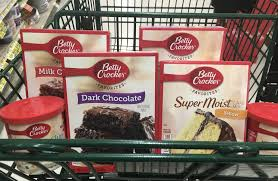 free betty crocker cake mix moola saving mom