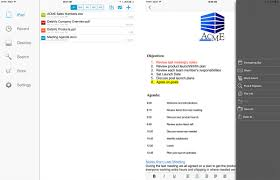 Best Resume On Google Docs by Best Document Editing Apps For Ipad Pages Google Drive