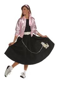 50s Halloween Costume Teen Pink Lady Jacket Pink Lady Costume 50 U0027s Halloween Costume