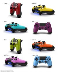 how to change the color of ps4 controller light new how to customize your controller xbox and playstation
