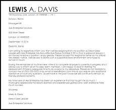 friendly resignation letter resignation letters livecareer