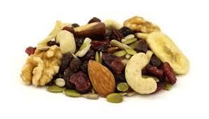 organic bloody mix organic trail mix snacks nuts