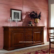 sala da pranzo classica gallery of sala da pranzo classica con 6 sedie in legno mobili