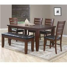 5 Chair Dining Set Crown Bardstown 7 Dining Table Set W 5 Chairs 1