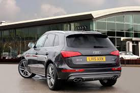 Audi Q5 8 Speed Tiptronic - used 2015 audi q5 tdi 3 0 tdi quattro 313 ps tiptronic for sale in