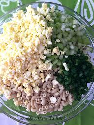 pasta salad with mayo mom u0027s macaroni salad finestgrillathon an affair from the heart
