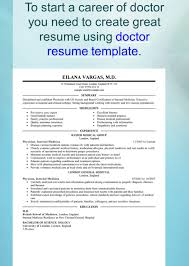 Curriculum Vitae Medical Doctor Template 100 Doctors Resume Template Best Doctor Cover Letter