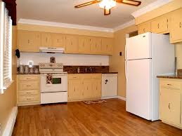Laminate Flooring In Kitchens Wooden Laminate Flooring In Traditional Kitchen Design Idea With