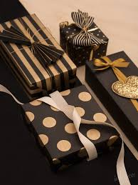 gold gift wrap gift wrapping horchowholiday14 gift wrap wraps
