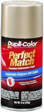 amazon com dupli color bgm0490 pewter metallic general motors