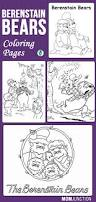 berenstain bears thanksgiving berenstain bears coloring page bear coloring sheet grizzly bear