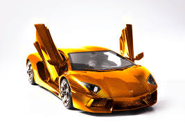 golden lamborghini an old timer on your shelf dyler