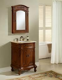 Teak Bathroom Cabinet 24