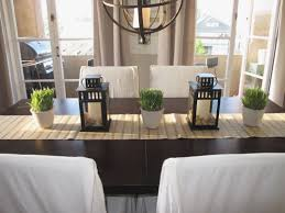 modern dining room table decorating ideas cool centerpieces useful