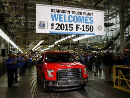 ford dearborn truck plant phone number ford makes aluminum bodied f 150 in factory henry ford built