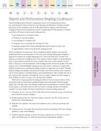 the fountas u0026 pinnell literacy continuum digital edition ebook