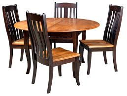 amish furniture hand crafted solid wood dining sets dovetails