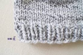 easy knit hat b hooked crochet