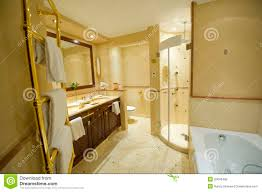 salle de bain luxe salle de bains de luxe moderne photo libre de droits image 20646455