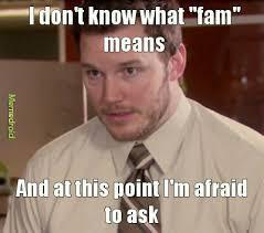Meme Urban - i got you fam i don t speak urban meme by doman memedroid