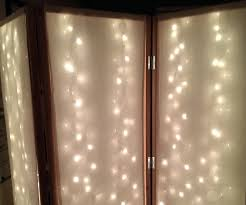 privacy room dividers lighted room divider privacy screen 7 steps with pictures